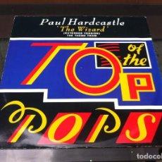 Vinyl-Schallplatten - MAXI SINGLE. PAUL HARDCASTLE. THE WIZARD. 1986 - 164795466