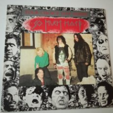 Discos de vinilo: SO MUCH HATE- YOUR CHOICE LIVE SERIES - GERMAN MAXI 1988 + 2 ENCARTE- EXC. ESTADO. Lote 164796298