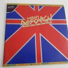 Discos de vinilo: DOBLE DISCO GATEFOD LP VINILO LA GRAN DESCARGA DE 1981. Lote 164808542