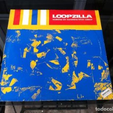 Discos de vinilo: MAXI SINGLE. LOOPZILLA. WALKING ON SUNSHINE - TRUE COLOUR. 1990, ENGLAND.. Lote 164808834