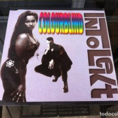 Vinyl-Schallplatten - MAXI SINGLE. COLOURBLIND. INTOLEKT. 1994 - 164809762