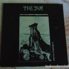 Discos de vinilo: THE JAM – FUNERAL PYRE - SINGLE UK. Lote 164812246