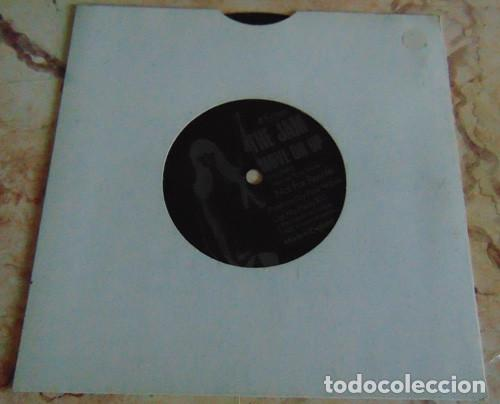 THE JAM – MOVE ON UP - FLEXI SINGLE (Música - Discos de Vinilo - Singles - Pop - Rock Extranjero de los 80)