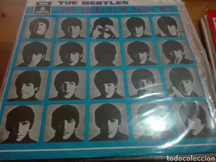 DISCO VINILO THE BEATLES (Música - Discos - LP Vinilo - Pop - Rock Extranjero de los 50 y 60)