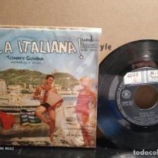 Discos de vinilo: TOMMY GUMINA 1959 EP ESPAÑOL. Lote 164831914