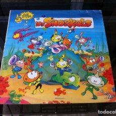 Discos de vinilo: LOS SNORKELS (LP) 1986, ESPAÑA. Lote 164835198