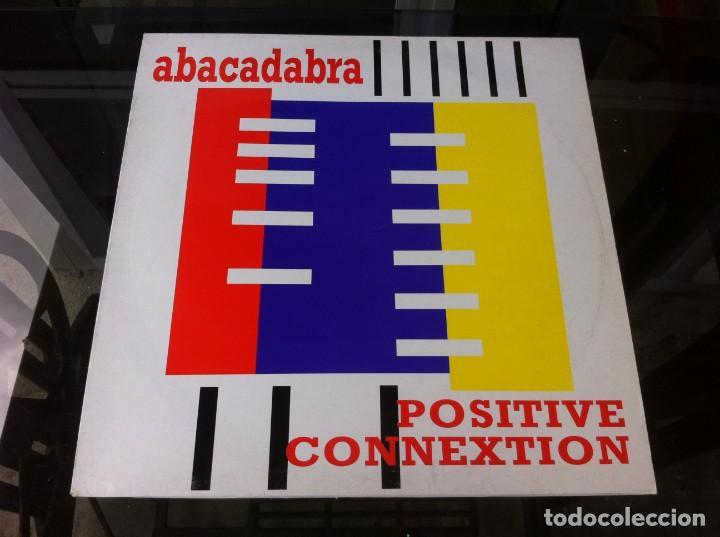 MAXI SINGLE. POSITIVE CONNEXTION. ABACADABRA. 1994, ESPAÑA (Música - Discos - LP Vinilo - Otros estilos)
