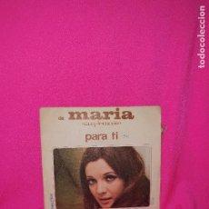Discos de vinilo: DE MARIA SIMPLEMENTE PARA TI CARTA DE MARIA, SIMPLEMENTE MARIA, UNO SGUARDO SERENO, PURO AMORE --. Lote 164845494