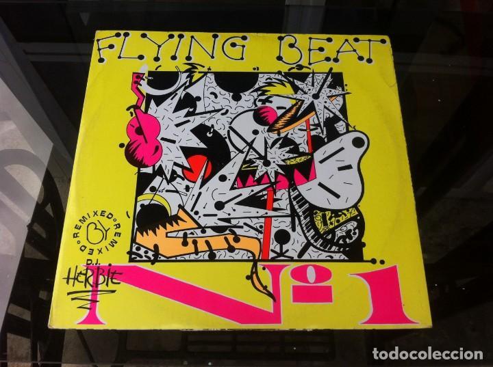 FLYING BEAT Nº 1. (LP) ITALY (Música - Discos - LP Vinilo - Otros estilos)