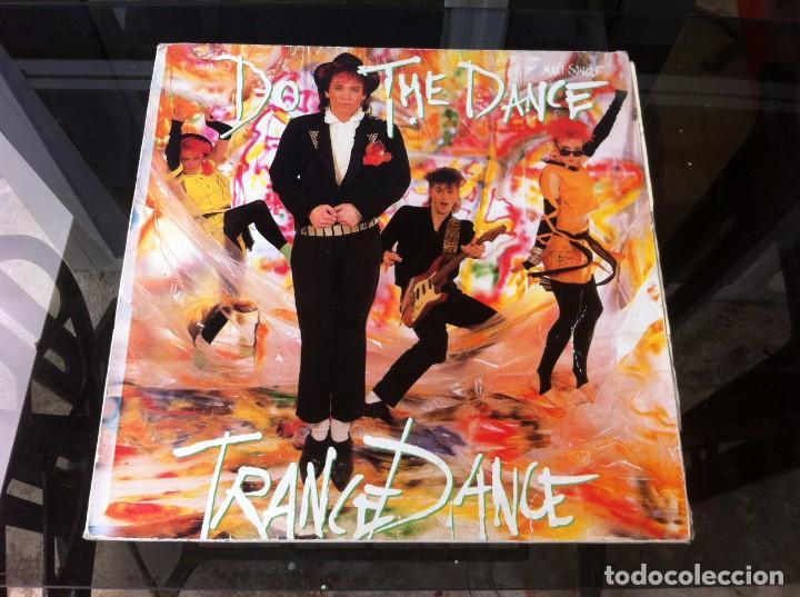 MAXI SINGLE. TRANCE DANCE. DO THE DANCE. 1986, SPAIN (Música - Discos - LP Vinilo - Otros estilos)