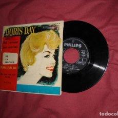 Discos de vinilo: DORIS DAY -PIJAMA PARA DOS EP SPAIN 1962 BANDA SONORA. Lote 164847726