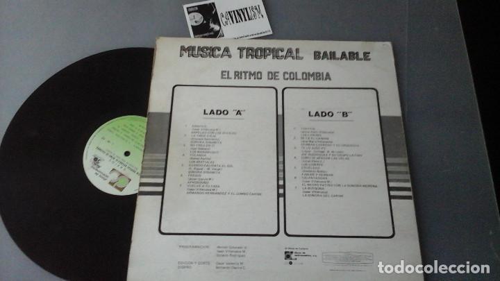 Discos de vinilo: Música Tropical Bailable - El Ritmo de Colombia - Sonora Dinamita, Afrosound, Sonora del Caribe..... - Foto 2 - 164852034
