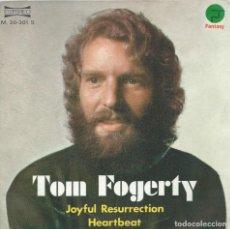 Discos de vinil: TOM FOGERTY, JOYFUL RESURRECTION. (FANTASY,1974). Lote 164856630