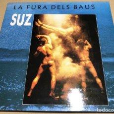 Discos de vinilo: LA FURA DELS BAUS - SUZ LP. Lote 164856674