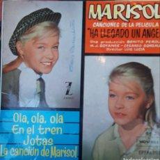 Discos de vinilo: VINILO SINGLE MARISOL. Lote 164858661