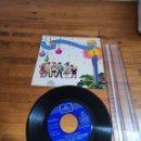 Discos de vinilo: DISCO DE VINILO 1960S DESFILE DE VILLANCICOS. Lote 164870754