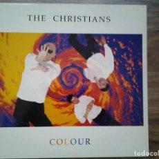 Discos de vinilo: THE CHRISTIANS -COLOUR- LP 1990 ED. INGLESA ILPS 9948 MUY BUENAS CONDICIONES.. Lote 164900274