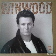 Discos de vinilo: STEVE WINWOOD - ROLL WITH IT- LP VIRGIN 1988 ED. ESPAÑOLA LL-209 165 MUY BUENAS CONDICIONES.. Lote 164909422