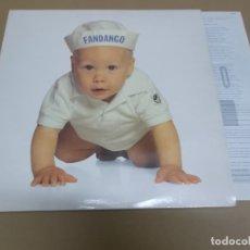Discos de vinilo: FANDANGO (LP) FANDANGO AÑO 1993 – HOJA CON LETRAS. Lote 164915414