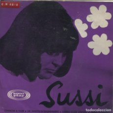 Discos de vinilo: SUSSI / COMENZAR A VIVIR + 3 (EP 1967) PORTADA ABIERTA. Lote 164938442