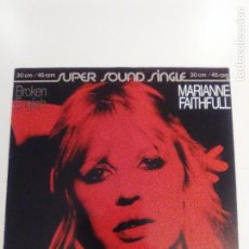 Discos de vinilo: MARIANNE FAITHFULL WHY D'YA DO IT ( 1979 ISLAND GERMANY ). Lote 164945498