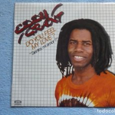 Discos de vinilo: EDDY GRANT,DO YOU FEEL MY LOVE DEL 81. Lote 164948022