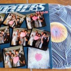Discos de vinilo: LP - ABC RECORDS - FLOATERS MAGIC. Lote 164962486