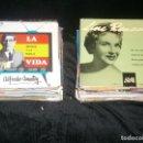 Discos de vinilo: LOTE DE 100 SINGLES DIVERSOS. Lote 164962990