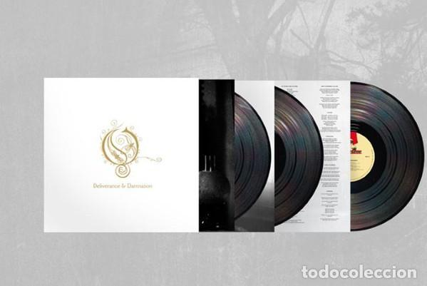 OPETH DELIVERANCE & DAMNATION 3 LPS TRIPLE VINILO NUEVO (Música - Discos - LP Vinilo - Heavy - Metal)