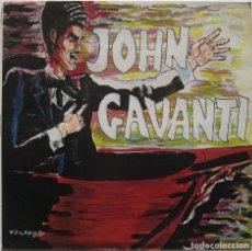 Discos de vinilo: JOHN GAVANTI. MARK CUNNINGHAM, IKUE MORI, SUMMER CRANE, DON BURG. HYRAX RECORDS 1980. Lote 164999894