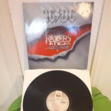 Discos de vinilo: AC DC THE RAZORS EDGE ATCO 1990. Lote 165010305