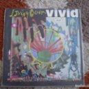 Discos de vinilo: LP. LIVING COLOUR. VIVID. LETRAS. MUY BUENA CONSERVACION. Lote 165011738
