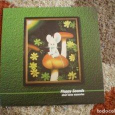 Discos de vinilo: DOBLE LP. FLOPPY SOUNDS. SHORT TERM MEMORIES. MUY BUENA CONSERVACION.. Lote 165012310