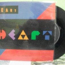 Discos de vinilo: HEART ALL I WANNA DO SINGLE UK 1990 PDELUXE. Lote 165041914