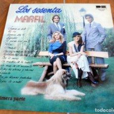 Discos de vinilo: LP - BELTER - MARFIL - LOS SESENTA. Lote 165048906