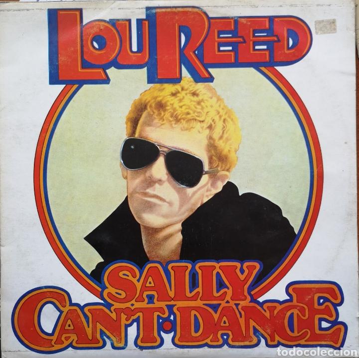 LOU REED - SALLY CAN'T DANCE - VINILO LP (Música - Discos - LP Vinilo - Pop - Rock - Extranjero de los 70)