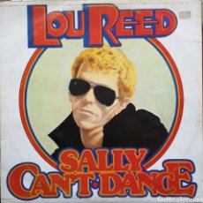 Discos de vinilo - LOU REED - SALLY CAN'T DANCE - VINILO LP - 165051509