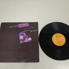 Discos de vinilo: 519- BRUCE HORNSBY & THE RANGE EVERY LITTLE KISS MAXI VIN PORT VG+ DISCO VG+/++. Lote 165066918