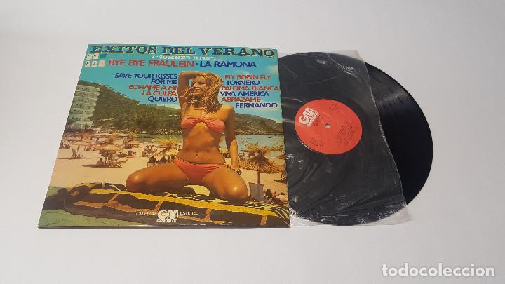 EXITOS DEL VERANO 1976 (Música - Discos - LP Vinilo - Grupos Españoles de los 70 y 80)