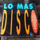 Discos de vinilo: LO MÁS DISCO 91 (2 LP) 1991, ESPAÑA. CARPETA DOBLE. Lote 165077438