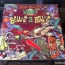 Discos de vinilo: MAXI SINGLE. KHAYAN & THE NEW WORLD POWER. BELL - E 2 BELL - E. 1996, ESPAÑA.. Lote 165077906