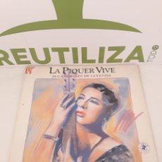 Discos de vinilo: LA PIQUER VIVE.26 CANCIONES DE LEYENDA.LP.. Lote 165080354