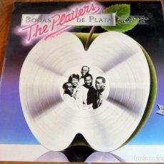 Discos de vinilo: LP - MERCURY - THE PLATTERS - BODAS DE PLATA. Lote 165081394