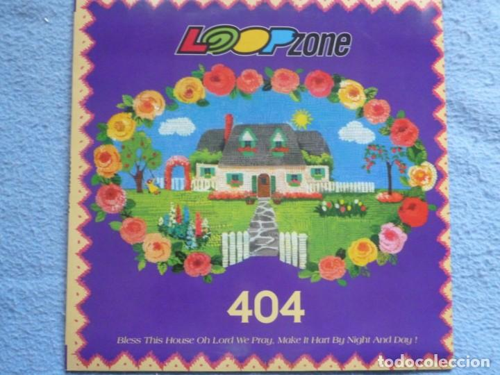 LOOPZONE 404,MEHA HTZ DEL 93 (Música - Discos de Vinilo - Maxi Singles - Techno, Trance y House)