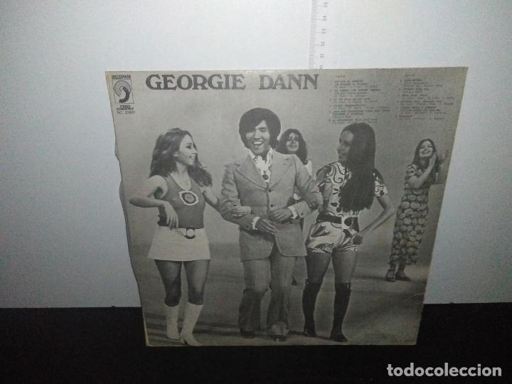 Discos de vinilo: disco vinilo lp EL SHOW DE GEORGIE DANN DISCOPHON - Foto 2 - 165088754