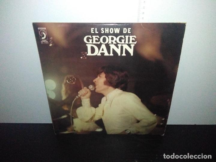DISCO VINILO LP EL SHOW DE GEORGIE DANN DISCOPHON (Música - Discos - LP Vinilo - Canción Francesa e Italiana)