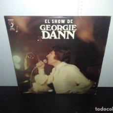 Discos de vinilo: DISCO VINILO LP EL SHOW DE GEORGIE DANN DISCOPHON. Lote 165088754