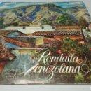Discos de vinilo: RONDALLA VENEZOLANA - LP VINILO EDITADO EN VENEZUELA AÑO 1973. BUEN ESTADO. Lote 165095269