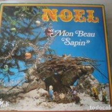 Discos de vinilo: NOËL «MON BEAU CHAPIN». Lote 165104082