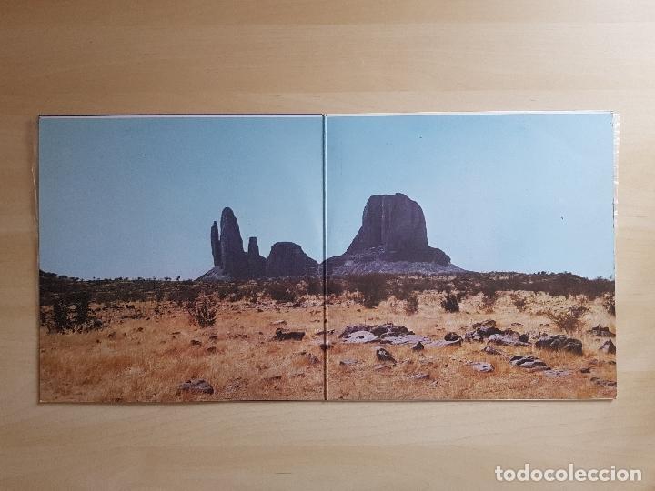 Discos de vinilo: MEXICO - TRES VOCES GIGANTES - NEGRETE - VARGAS - INFANTE - DOBLE LP VINILO - MOVIEPLAY - 1977 - Foto 2 - 165111886